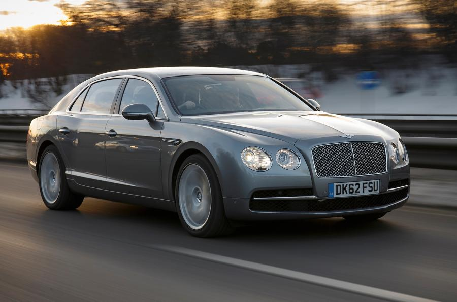 Bentley Flying Spur from £