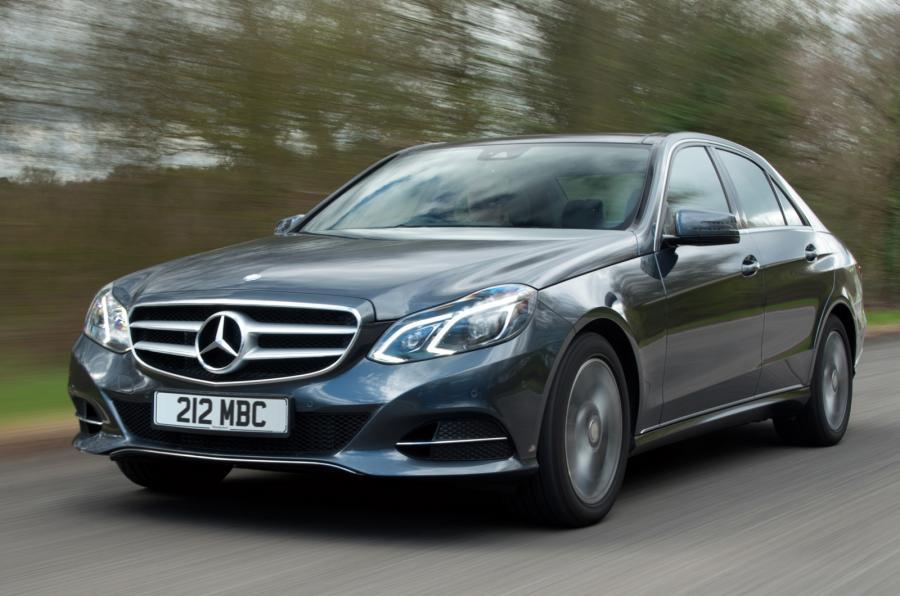 Mercedes E Class From £