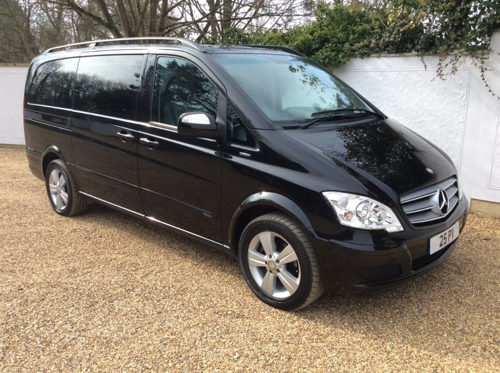 Mercedes Viano from £