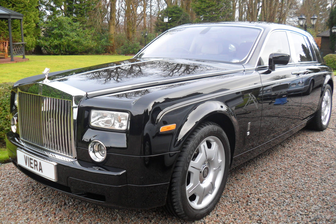 Rolls Royce Phantom from £